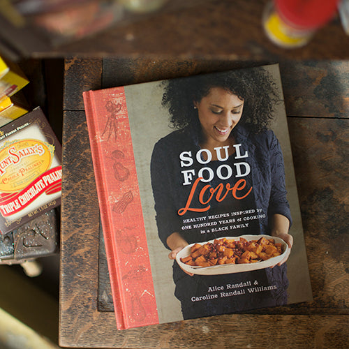 Soul Food Love - Healthy Recipes Inspired by One Hundred Years of Cooking in a Black Family - Aunt Sally's Pralines