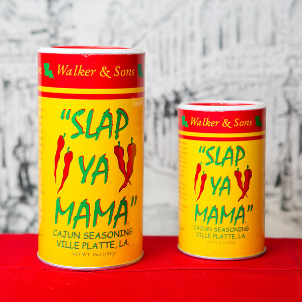 Slap Ya Mama Original Blend Cajun Seasoning - Aunt Sally's Pralines