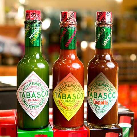 Tabasco Family of Flavors Gift Pack