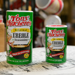 Tony Chachere's Creole Seasoning - Aunt Sally's Pralines