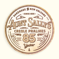 Aunt Sally's Commemorative Coin - Aunt Sally's Pralines