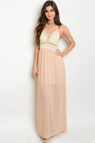 Arrow Maxi Dress