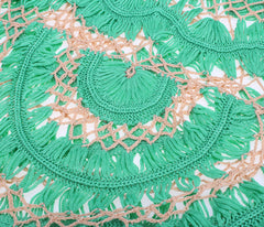 Crochet Crop Cover