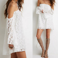 Jessa Lace Dress