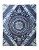Bai Indigo Cotton Tapestry