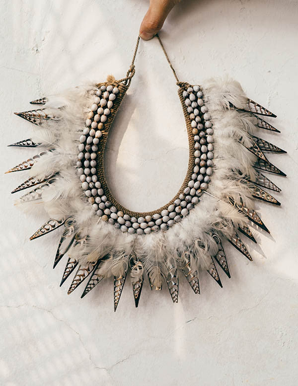 Oceania Tribal Necklace