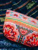 Kanna Embroidery Clutch