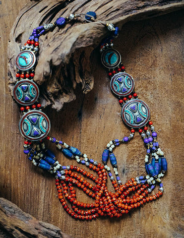 Bindhi Necklace