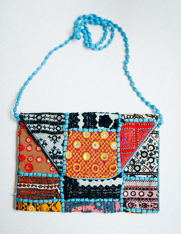 Kalina Embroidery Clutch