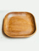 Teakwood Square Platter