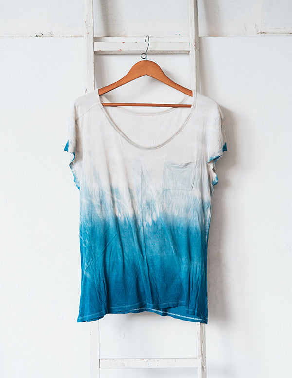Indigo Moonchild Tie Dye T-shirt