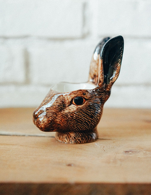 Bunny Animal Farm Egg Holder