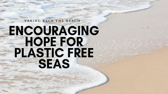 TAKING BACK THE BEACH