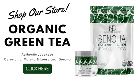Shop Organic Green Tea