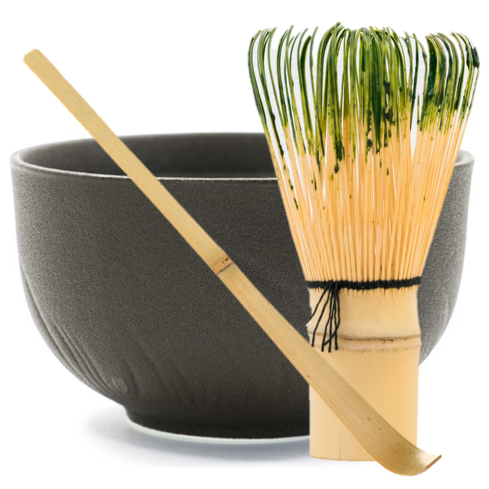Matcha Bowl and Whisk Set