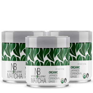 Ceremonial Matcha  3 Pack
