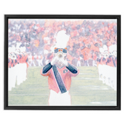 The Strike Up The Band | Framed Canvas Wraps