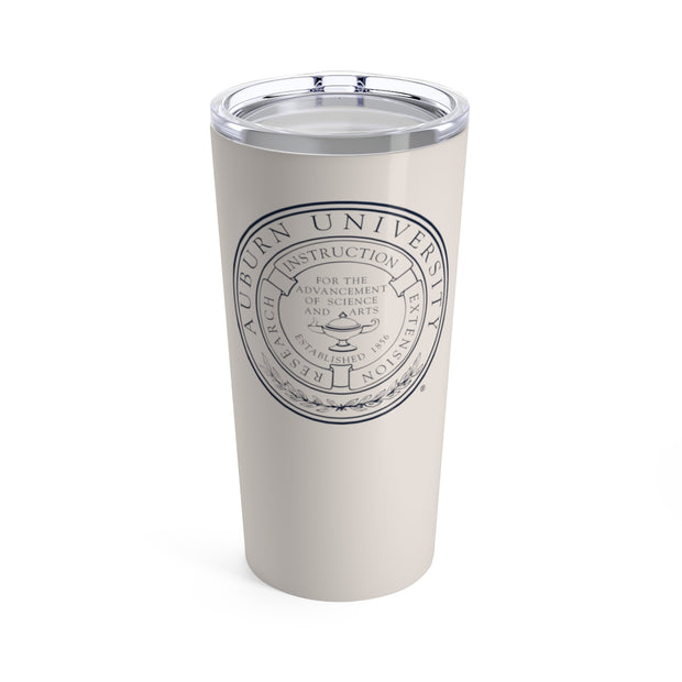 The Auburn Seal | 20 oz. Tumbler