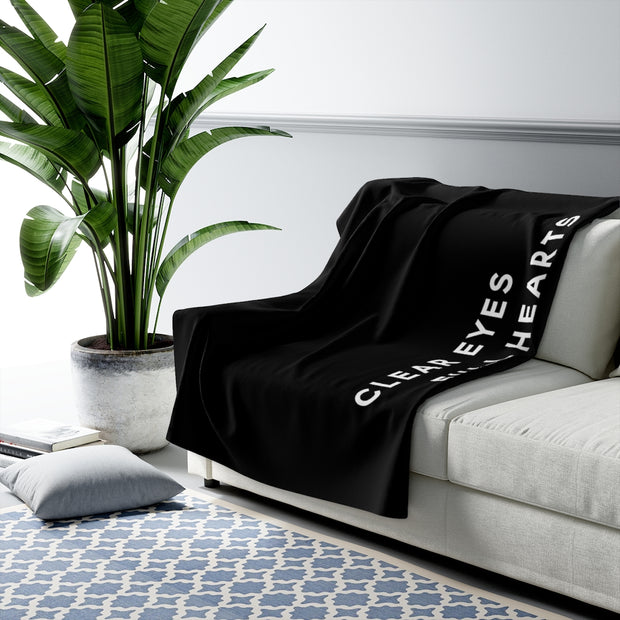 The Can't Lose | Sherpa Fleece Blanket
