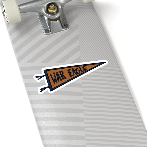 The Auburn Pennant | Sticker