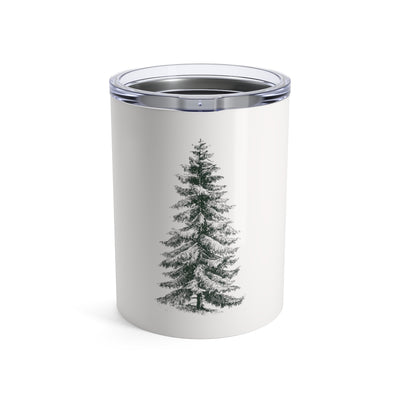 The Christmas Pine Light | 10 oz. Tumbler