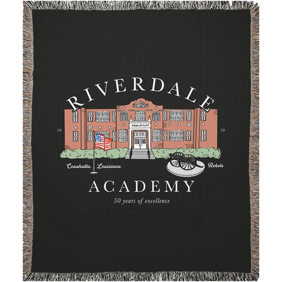 The Riverdale Academy | Woven Blankets