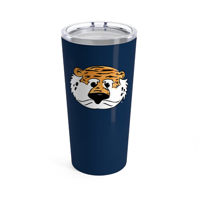 The Aubie Head | 20 oz. Tumbler