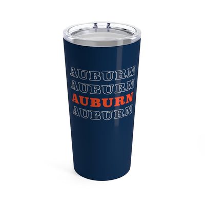 The Auburn Auburn | 20 oz. Tumbler