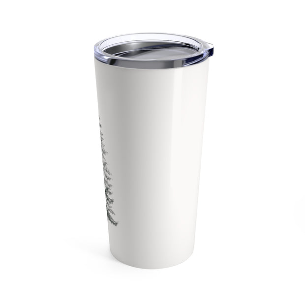 The Christmas Pine Light | 20 oz. Tumbler