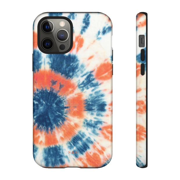 The Auburn Tie Dye | Phone Case