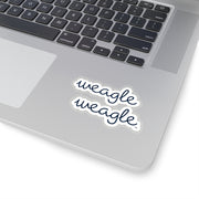The Weagle Weagle | Sticker