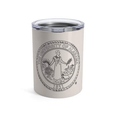 The Alabama Seal | 10 oz. Tumbler