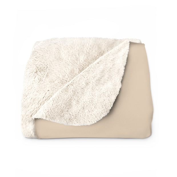 The Strike Up The Band | Sherpa Fleece Blanket