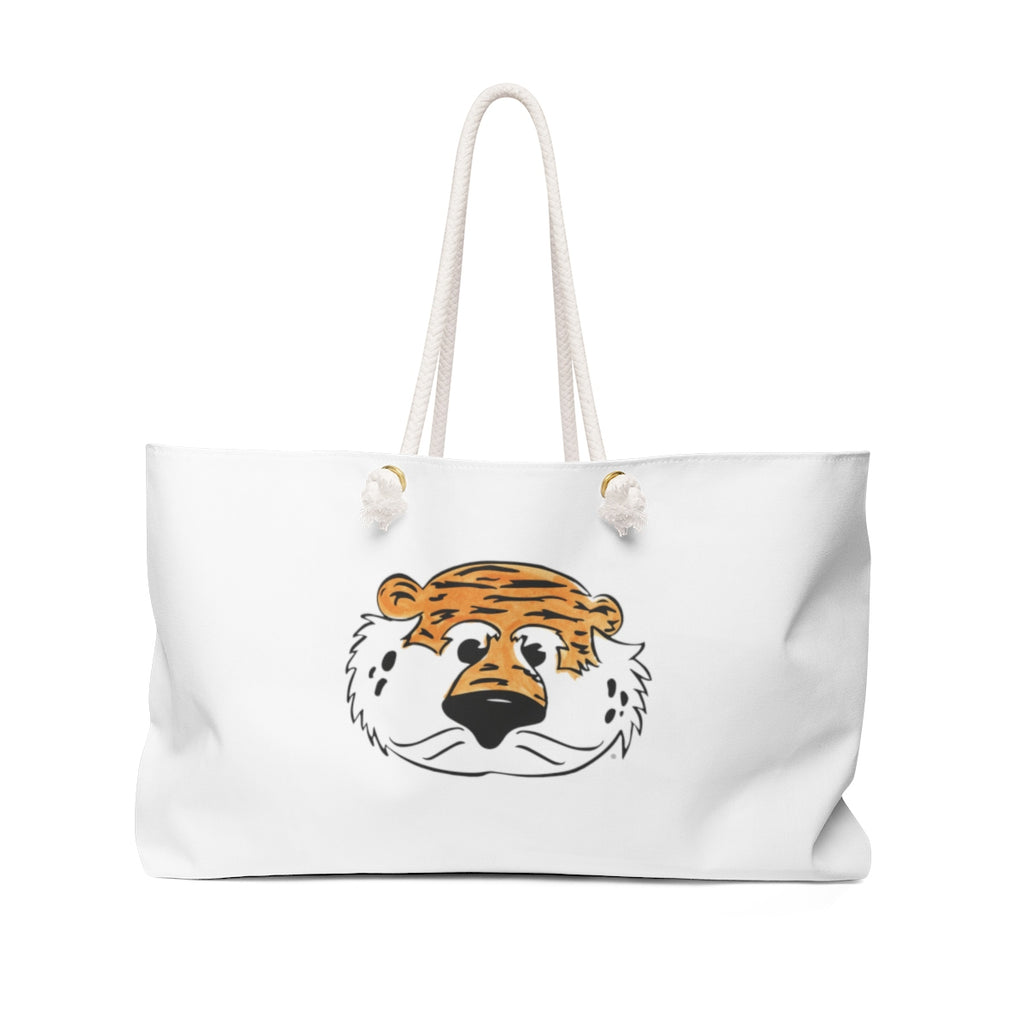 Aubie Head | Weekender Bag