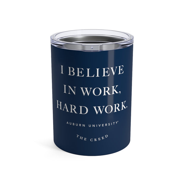 The Auburn Creed | 10 oz. Tumbler