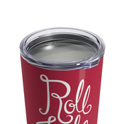 The Roll Tide Script | 10 oz. Tumbler