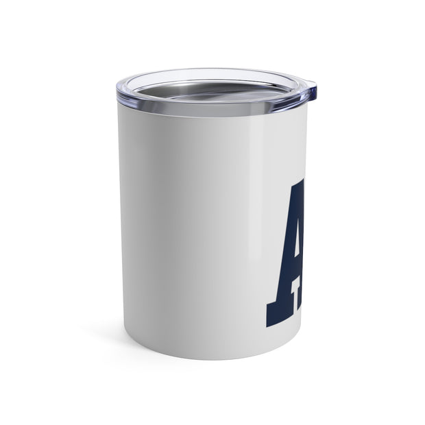 The AU Letterman | 10 oz. Tumbler