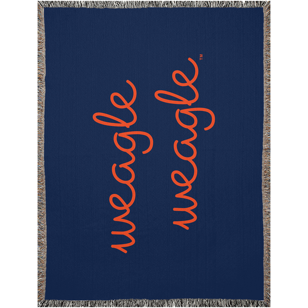 The Weagle Weagle | Woven Blankets