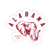 The Alabama Crimson Tide | Sticker