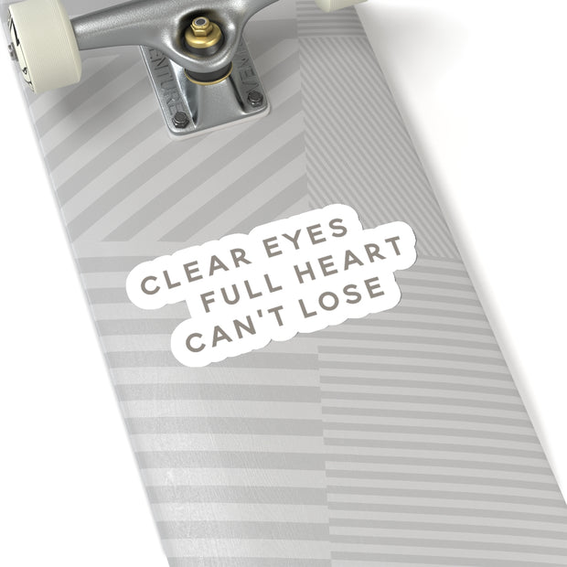 The Can't Lose | Sticker
