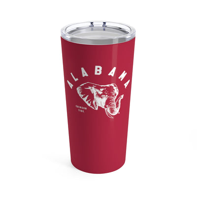 The Alabama Crimson Tide | 20 oz. Tumbler