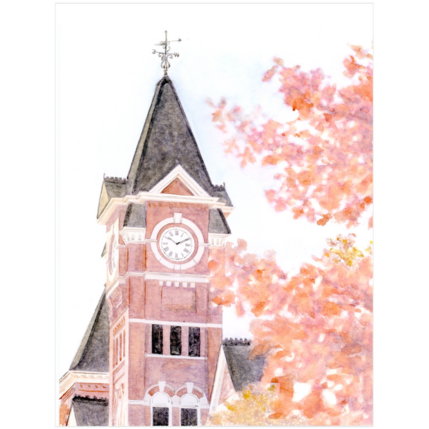 The Autumn Samford | Art Print