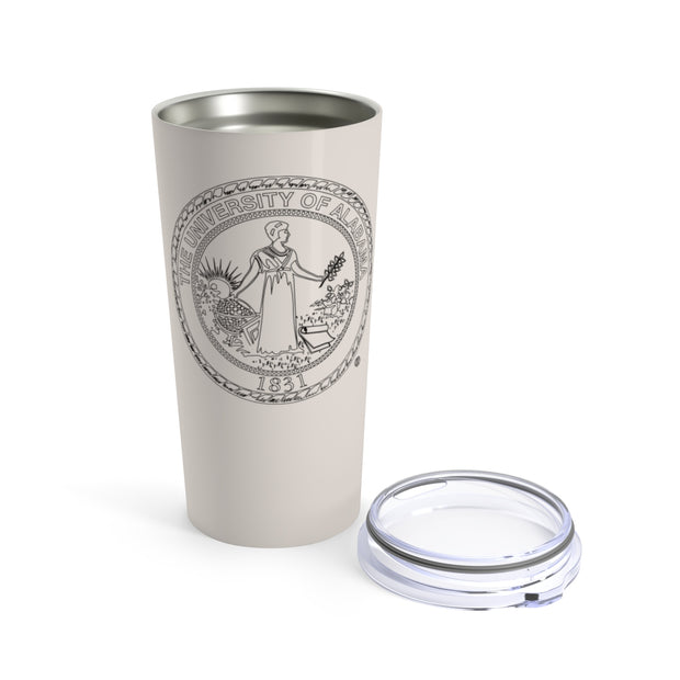 The Alabama Seal | 20 oz. Tumbler