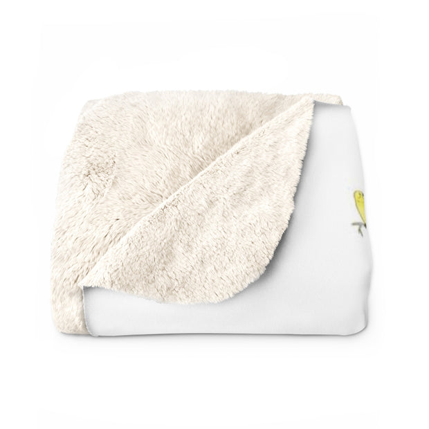 The Alabama Elements | Sherpa Fleece Blanket