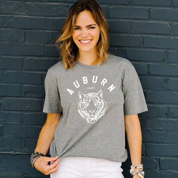 The Auburn Tigers | Triblend Tee