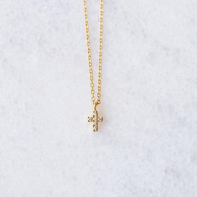 The Baby & Child Cross | Necklace
