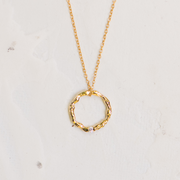 The Give Grace Mini Open Circle | Necklace