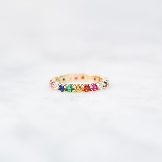 The Rainbow Eternity | Ring
