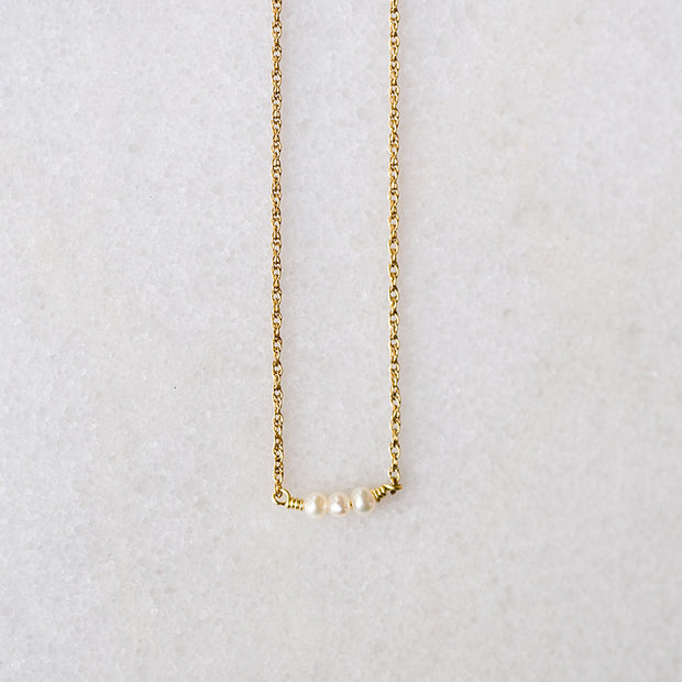 The Pearl Splash | Necklace