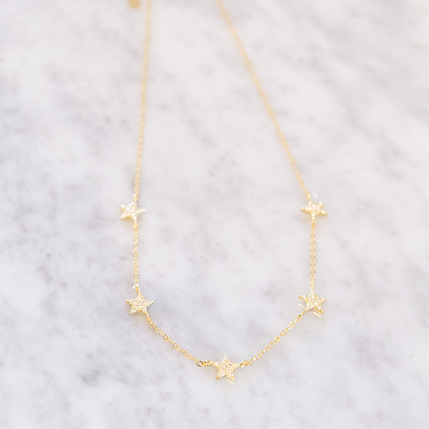 The Star Choker | Necklace
